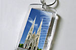 St. Patricks Cathedral Keychain